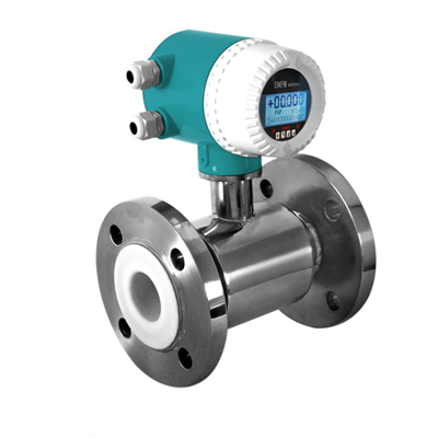 Notes for Installation of Electromagnetic Flow Meter
